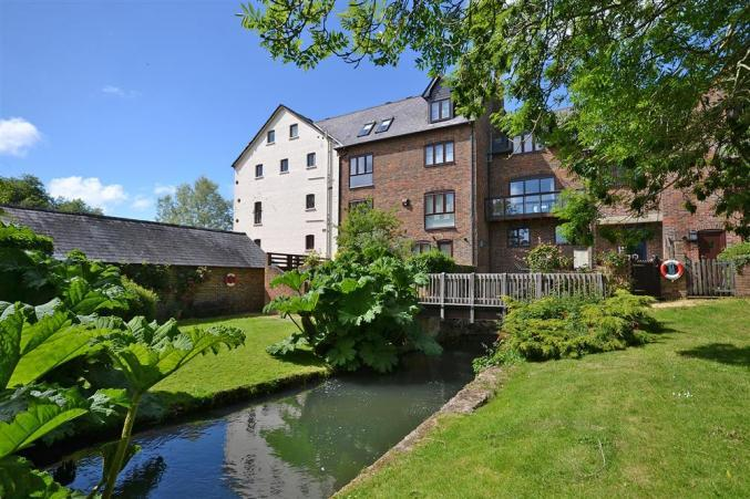 Click here for more about 4 Bickton Mill