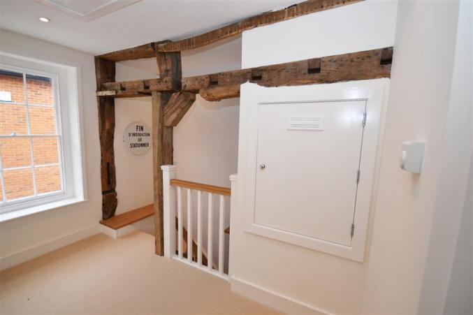 Saltbox Cottage Details