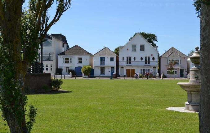Alexandra is located in Lymington