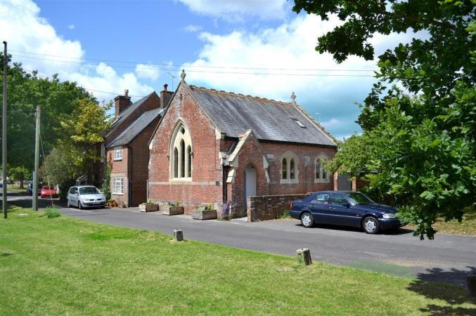 Click here for more about Old Chapel
