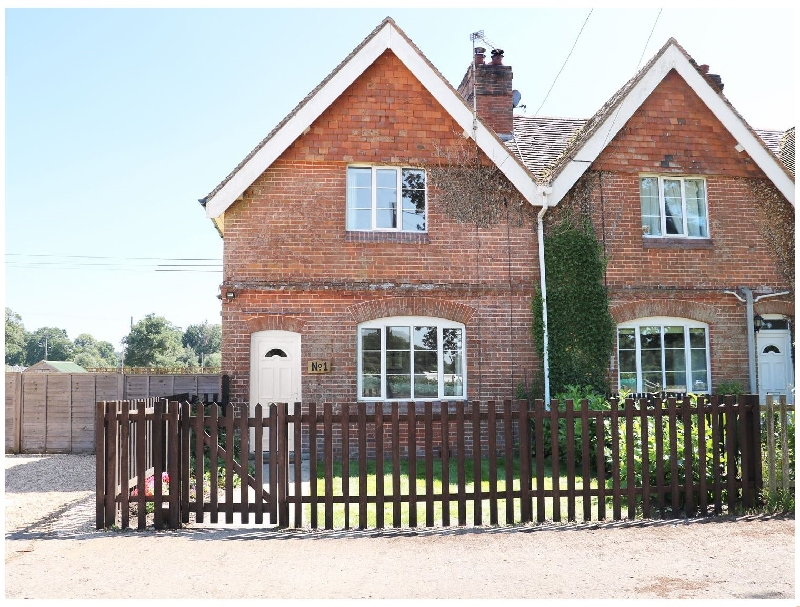 Click here for more about New Park Farm Cottage